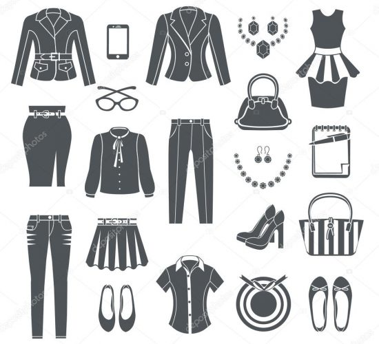 depositphotos_95257884-stock-illustration-modern-woman-clothes-black-icons